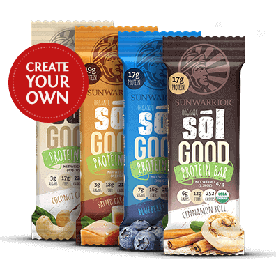 Sol Good Protein Bars Samples